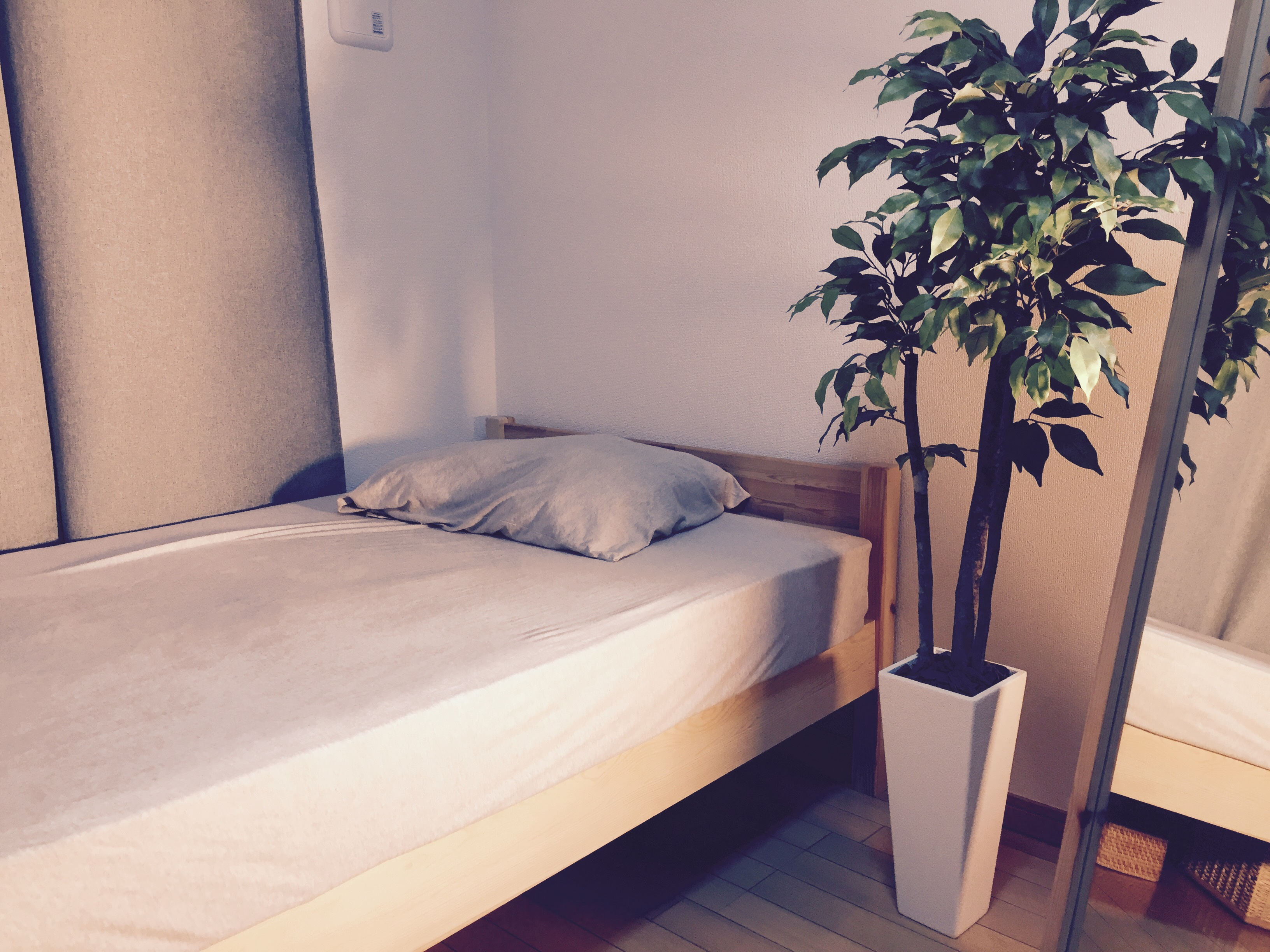 無印良品 収納ベッド