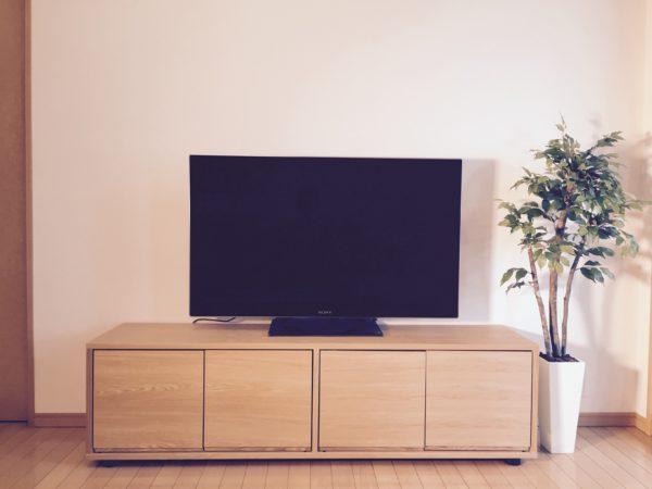 テレビ 台 無印
